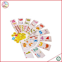 High Quality Educational Flash Cards Printing