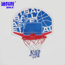 Mini Plastic Basketball Backboard Toy Set