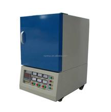 laboratory muffle furnace for sintering ceramic 1700C 36L 3 phase