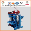High demand products QMJ4-40 semi automatic concrete block making machine/ paver block machinery price