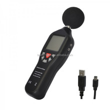 Digital Sound Level Meter ,Portable Digital Large LCD Sound Level Noise Monitor Meter