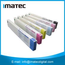Premium Grade 440ML Compatible Eco Solvent Ink Cartridge For Mimaki DX-4 Wide Format Printers