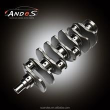 Crank shaft For Audi Q7 TDI TFSI SUV 4340 Forging Billet Crankshaft
