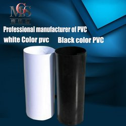 Popular top sell 0.6mm solid pvc sheet for photo album