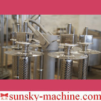 Yarn Dyeing Machine SS Made Yarn Dyeing Carrier,automatic locks,spindles