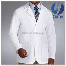 doctor uniform fashion design men lab jacket