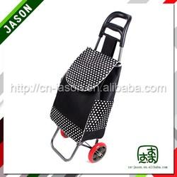 fold up luggage cart folding vegetable shopping trolley bag