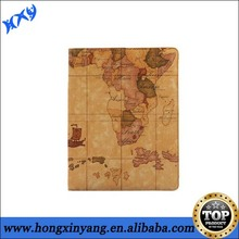 waterproof world map minion case for ipad 2 3 4