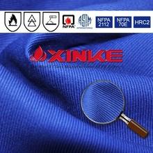 antifire workwear drill fabric
