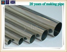 304 Series Steel Grade ERW Welding Line Type stainless pipes