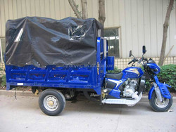 250cc Cabin Three Wheel electric Cargo Tricycle for sale