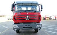 North benz cheap sale 8x4 long haulage truck cargo truck