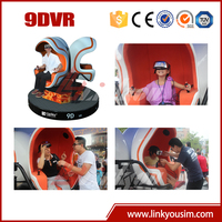 2015 newest,the most popular 3d plastic edition head/virtual reality vr 3d glasses/9d virtual reality cinema