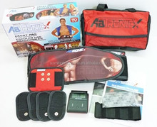 electric fat burning magnetic massage belt Health & Beauty Belt Massager with CE,RoHS approval