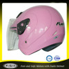 22 inch Pink women ABS open face protect scooter motorcycle helmet