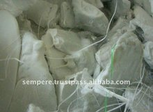 High Viscosity White Recycling PET Waste Blocks