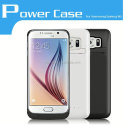 For Samsung Galaxy S6 Battery Extender Case For Galaxy S4 Mini 2015 Top Quality