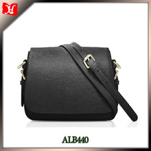 contracted leisure inclined shoulder bag PU leather handbags high quality ladies handbags