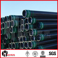 API 5CT Seamleas Steel Superior Quality All Size Oil Well Casing Pipe and Tubing Pipe in China
