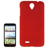 China supplier Pure Color Back Cover Plastic Protective case for Lenovo A850