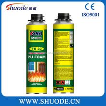750ml General Purpose Waterproof PU Foam Sealant