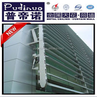 AA grade Aluminum alloy hurricane window shutters