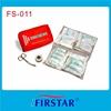 unique din 13164 nylon soft first aid kit bag
