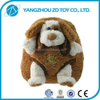 lovely fashionable soft OEM sevice kids cow backpack