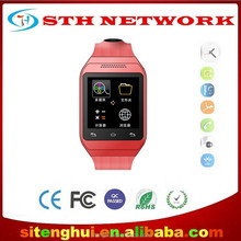 Bluetooth Smart Watch WristWatch S19 Watch for Samsung S4/Note 2/Note 3 HTC LG Huawei Xiaomi Android Phone Smart phones