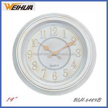 14 inch Antique decorative wall clock