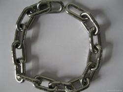 Dog chain, pet link chain,animal chain, chinli chain factory