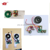 10 Sec Talking Button Sound Voice Music Recordable Module for Greeting Card New