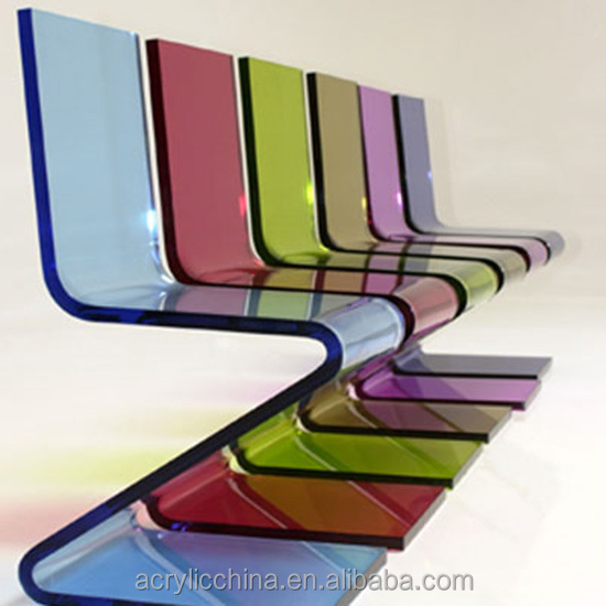 Stylish furniture colored acrylic chairs hot bending cheap for Where to buy lucite
