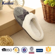 cashmere fuzzy novelty brand name slippers for men