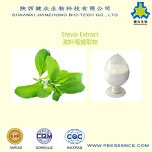 GMP Factory supply high quality best price Stevia Extract 90%-98% with free sample