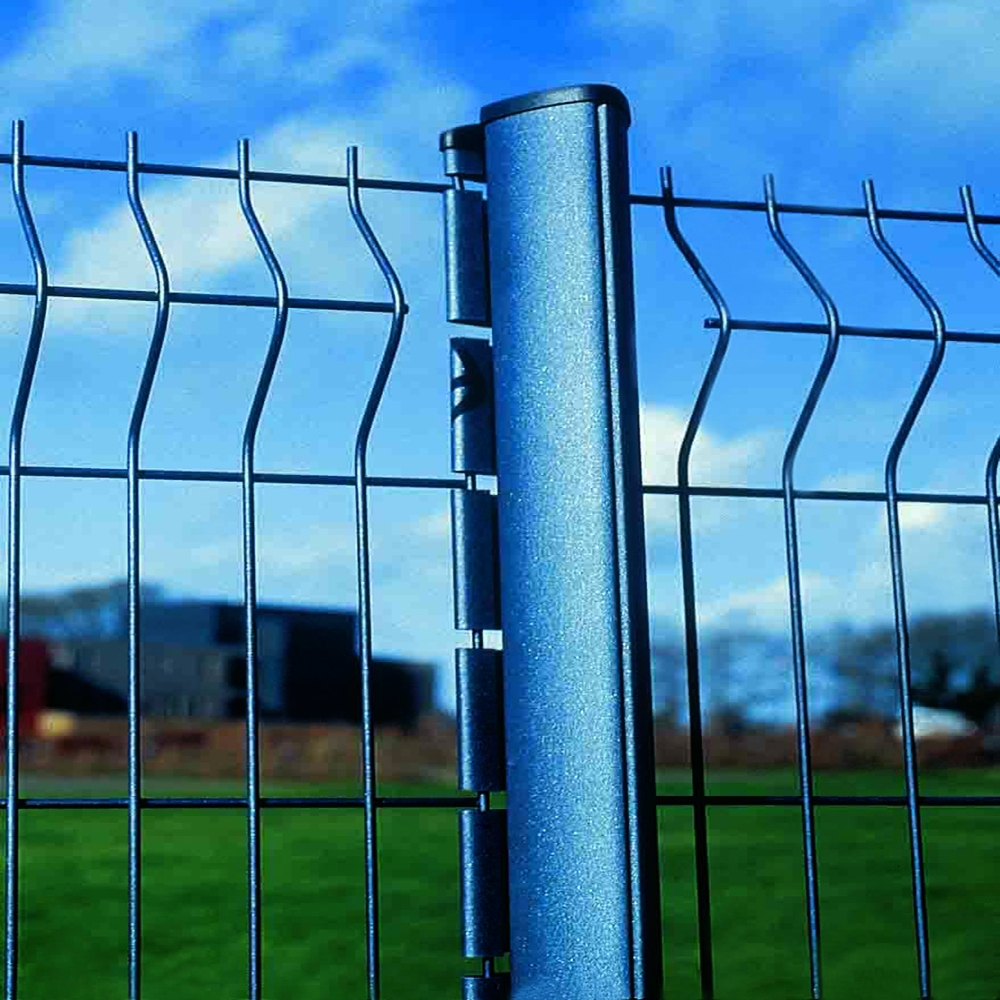 Aluminum powder coated metal fence panels buy