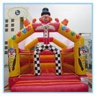 Venda salto da lua comercial módulo inflável bouncer para crianças inflável moonwalker