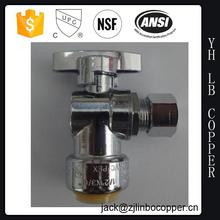 Yuhuan taizhou guangbo Brass vacuum breaker hose backflow preventer for wall faucet valve