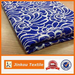 2015 High Quality African Nylon/Polyester/Spandex African George Lace Fabric George Lace