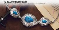 Браслет с брелоками Neoglory Jewelry Neoglory &