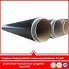 polyurethane insulation direct buried pipeline