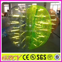 Fluorescent Inflatable Buddy Bumper Ball For Sale