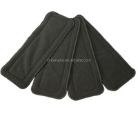 Ohbabyka reusable bamboo charcoal dry fast stay dry inserts