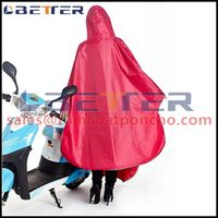 Wholesale waterproof target rain poncho