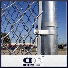 Fence post cap/ Galvanized Fence fitting For Chain link fence /Fence accessories