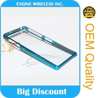 Original wholesale aluminum bumper case for samsung galaxy note 3