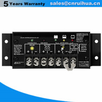 whole sales metal shell 20A 12V 20a 12/24v mppt controller for street light system