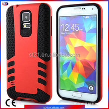Girls Like Gift Smartphone Accessories Rocket Armor Hybrid Cover Mobile Phone Cases For Samsung Galaxy S5 I9600
