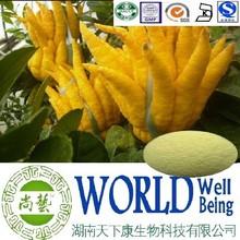 Hot sales plant extract Finger citron extract/Bergapten 10:1/Treat leg pain Free sample