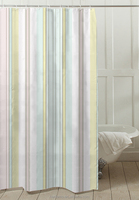 Fashion and popular design for Hotel 100% polyester shower curtain, Pigment print